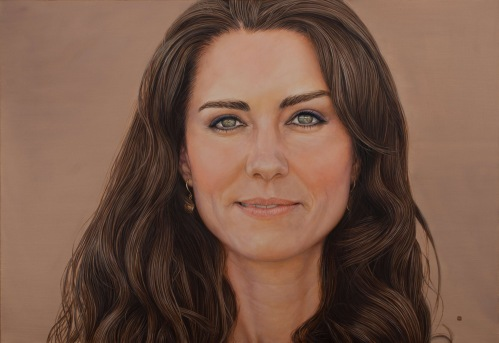 HRH Catherine Duchess of Cambridge (Property of Kensington Palace)