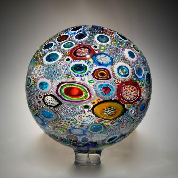 Mixed Murrine Sphere