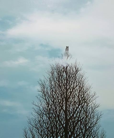 The Chair on the Tree